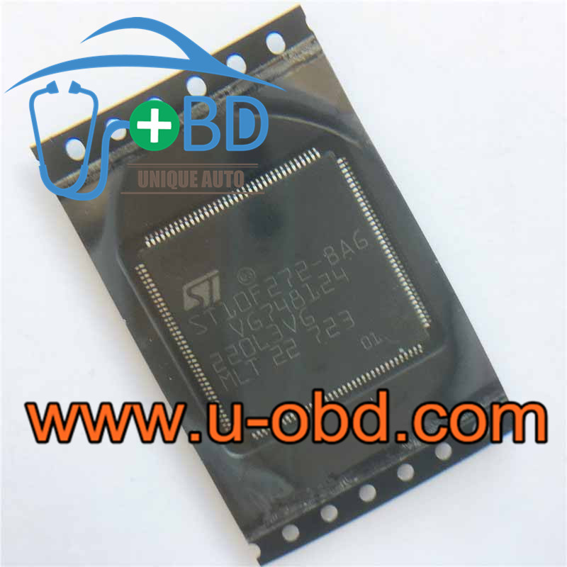 ST10F272-BAG AUDI BOSE Audio host vulnerable MCU - 2PCS per lot