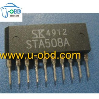STA508A Commonly used fuel injection driver chip for Nissan ECU