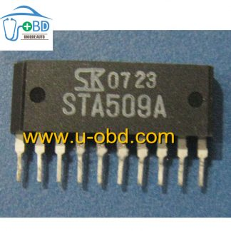 STA509A Commonly used idle throttle driver chip for Nissan ECU