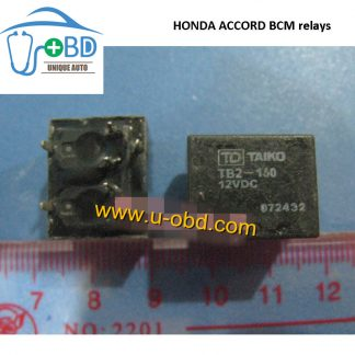 TB2-160-12VDC HONDA ACCORD BCM relays 8 PIN