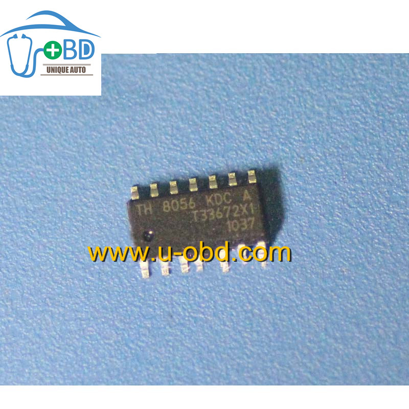 TH8056 KDC A CAN communication Transceiver chip for automotive ECU