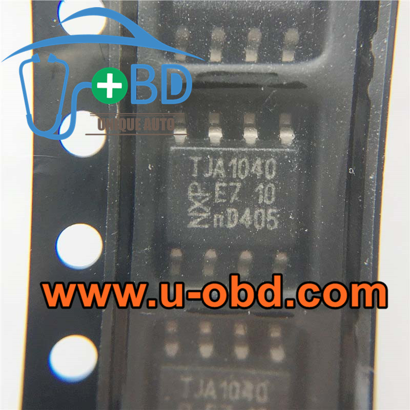 TJA1040 BMW DME CAN communication driver chips