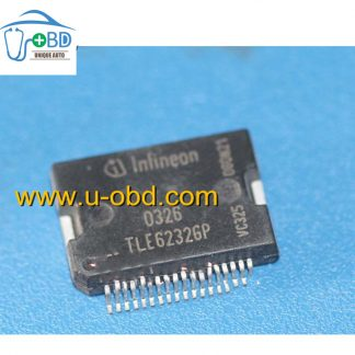 TLE6232GP TLE62326P Commonly used fuel injection driver chip for BOSCH ECU