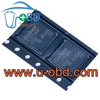 TLE7183F SCD2 BMW N55 Engine DME valvetronic control chip