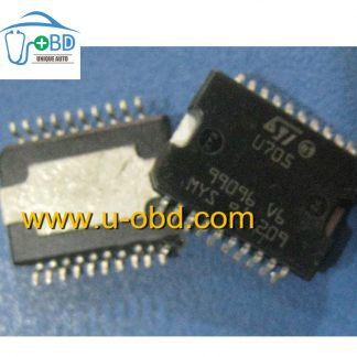 U705 Commonly used idle throttle driver chip for VW Siemens ECU