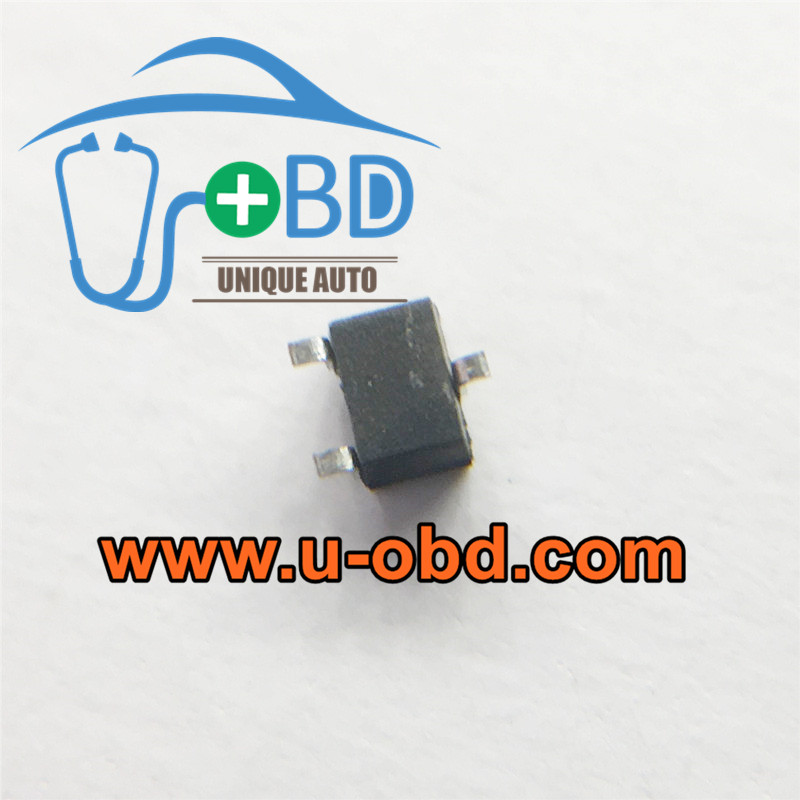 V Commonly used Mitsubishi ECU ignition driver chip