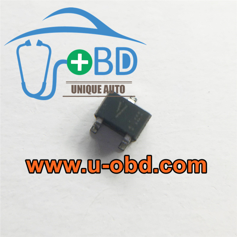 V Mitsubishi ECU Commonly used ignition driver chip
