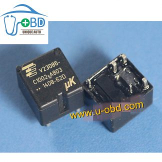 V23086-C2001-A803 Automotive commonly used relays 5 PIN