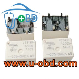 V23138-R2005-A403 Automotive seats control unit relays