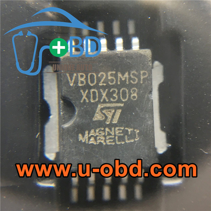 VB025MSP Car ECU commonly used ignition driver chips