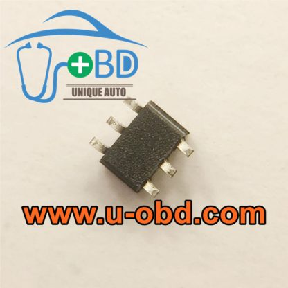 X1 Mitsubishi ECU widely used Vulnerable ignition driver chips