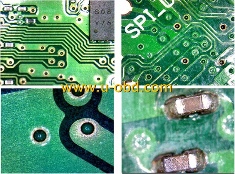 1-600 times magnifition circuit board repair high definition digital microscope with screen