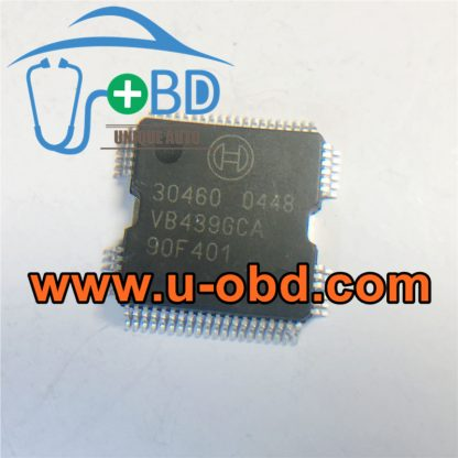 30460 BOSCH ECU commonly used vulnerable driver chips
