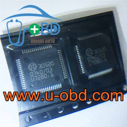 30520 BOSCH fuel injection driver chips