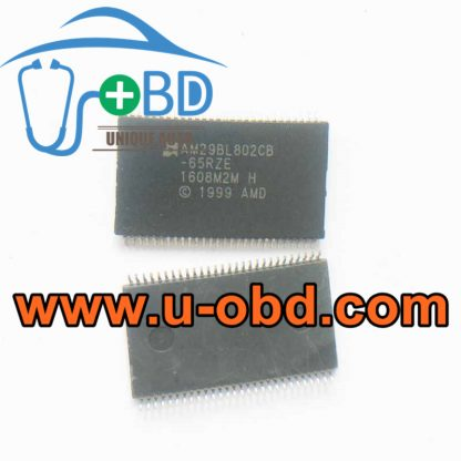 AM29BL802CB widely used automotive flash chips