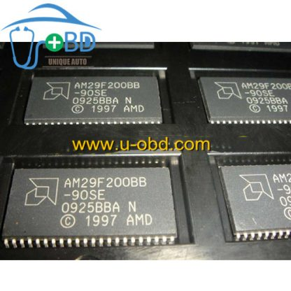 AM29F200BB-90SE widely used flash chip for automotive ECU