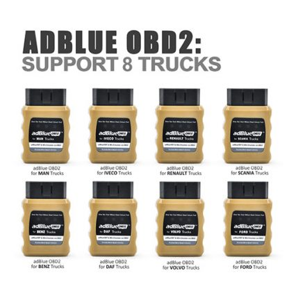 Adblue emulator trucks