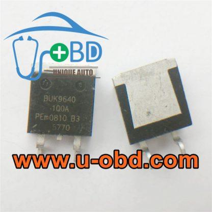 BUK9640-100A Field effect transistors