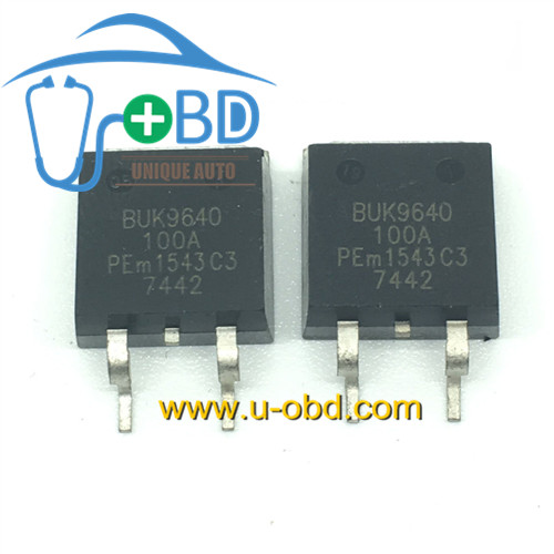 BUK9640-100A Widely used automotive field-effect transistor