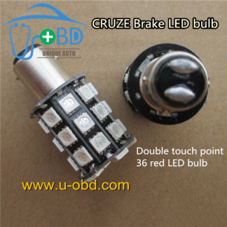 Cruze dedicated brake light LED bulb 36 LED Bulb