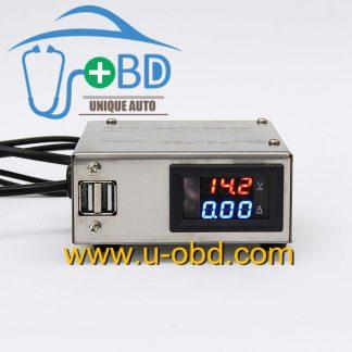 Dedicated BMW programming power supply station
