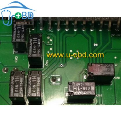 G8N-1H-12VDC Widely used automotive BCM relays