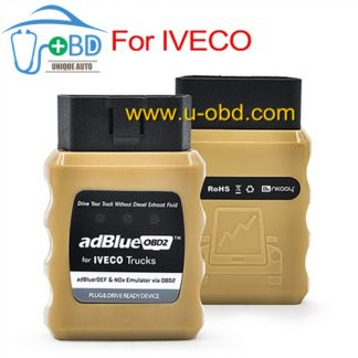 IVECO Trucks Adblue Emulator via OBD2