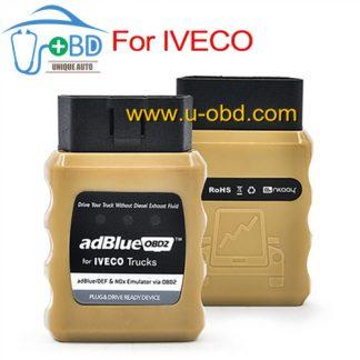 IVECO Trucks Adblue Emulator via OBD2