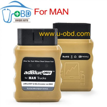 MAN Trucks Adblue Emulator via OBD2