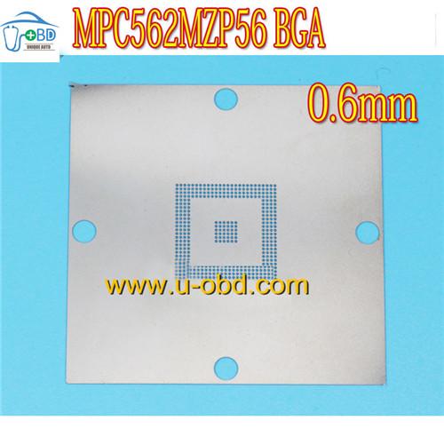 MPC561 MPC562 BGA chip reballing stencil for EDC7 EDC16 MCU