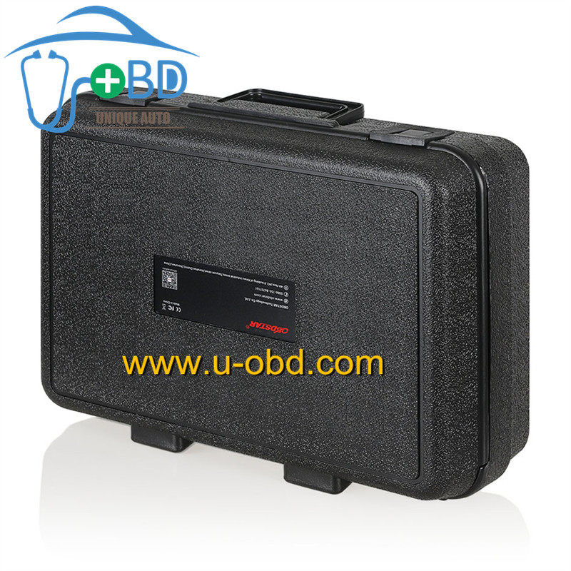 OBDSTAR X300 DP X300DP Auto Key Programmer Pin Code Odometer Correction EEPROM Adapter