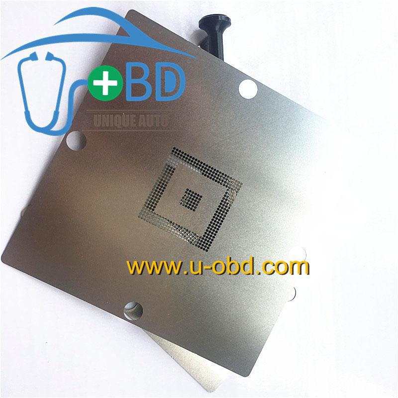 SAK-TC17XX series BGA chip reballing stencil