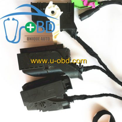 VAG MQB platform key duplicate cables making keys on the bench