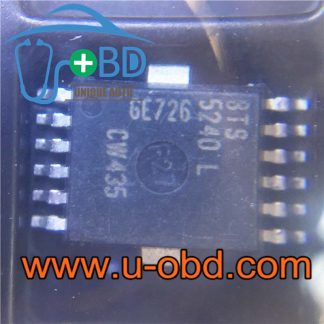 BTS5240L Widely used car BCM turn light driver chip