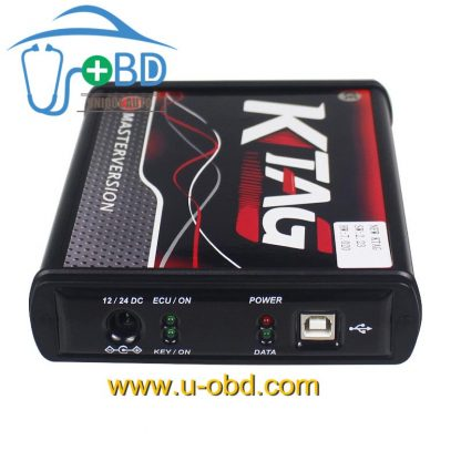 Best quality version KTAG V7.020 4 LED Master Version chip tuning tool No Token Limit