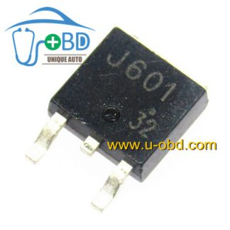 J601 Mazda BCM module widely used transistor chips
