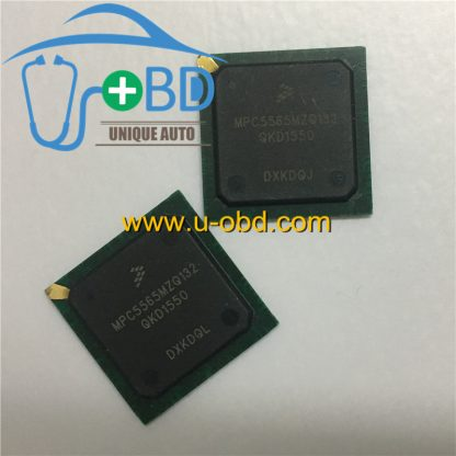 MPC5565MZQ132 Widely used BGA MCU chips for automotive ECU
