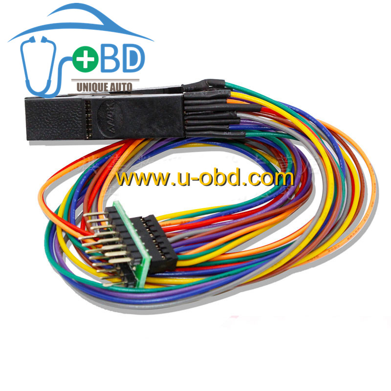 SOP16 eeprom socket soic16 clip programming adapter