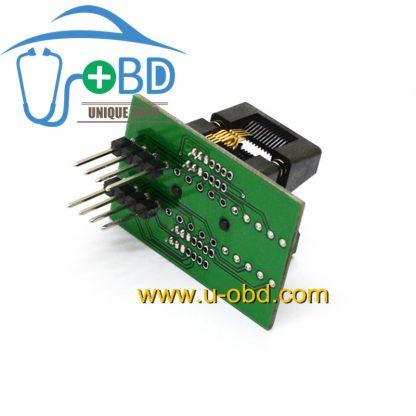 TSSOP8 SSOP8 8PIN automotive EEPROM programming adapter