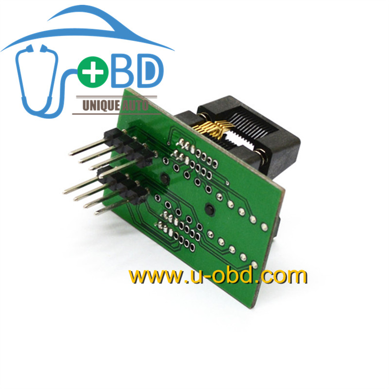 TSSOP8 SSOP8 8PIN automotive EEPROM programming adapter