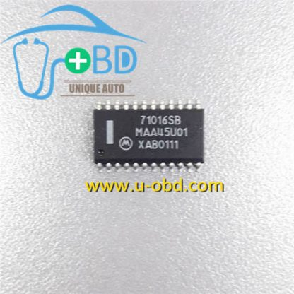 71016SB MAA45U01 Automotive widely used ECU chips