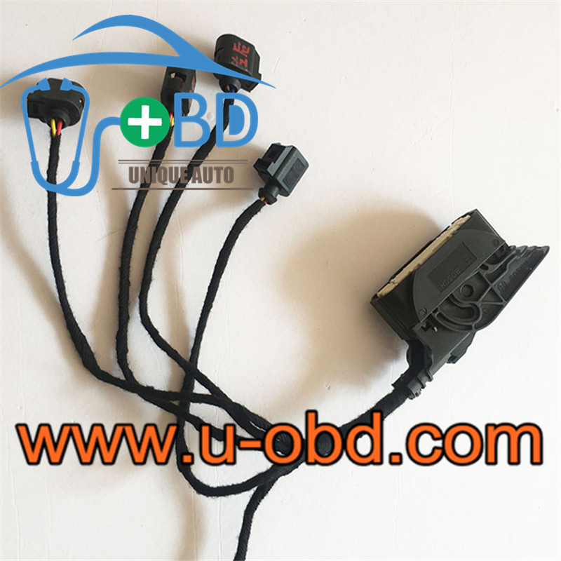 AUDI A4 Q5 ABS test platform harness
