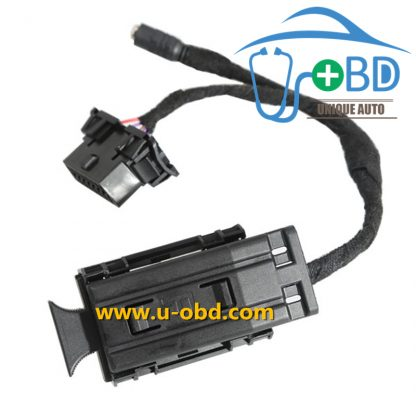 BMW MSV MSD series DME cables platform for ISN acquiring