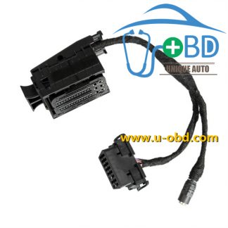 BMW MSV MSD series DME cables platform for ISN reading