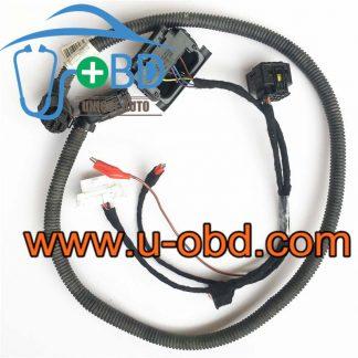 BMW N20 Valvetronic motor idle throttle motor test cable set