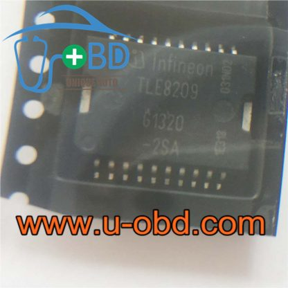 TLE8209-2SA widely used ECU driver chips