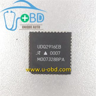 UDQ2916EB automotive widely used ECU chips