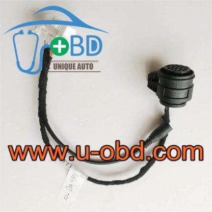 AUDI 01J gearbox TCU test platform cables