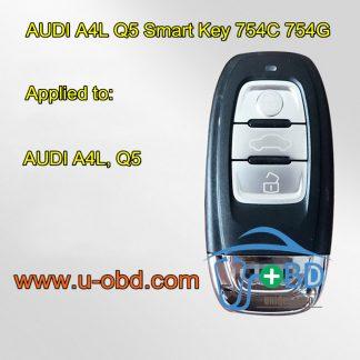 AUDI A4L Q5 Smart key