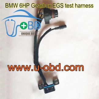 BMW EGS 6HP Gearbox test harness TCU platform cables
